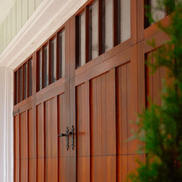 Overlay Panel Door